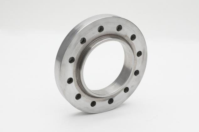 Quality machined part